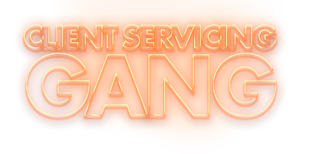 client-servicing-gang